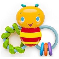 Karakteristike proizvoda: Bright Starts Zvečka i glodalica za zubiće Pčela
