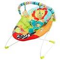 Bright Starts Bebi ležaljka sa vibracijom Roaming Safari