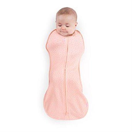 Comfort&Harmony by Bright Starts Džak za bebe za spavanje Dozing Daisies 3-6 meseci