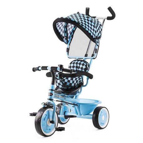 "Chipolino Tricikl sa tendom  ""Racer"" blue"