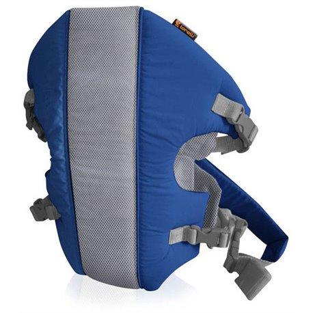 Bertoni Lorelli Kengur nosiljka za bebe Discovery Blue