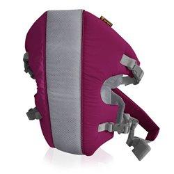 Bertoni Lorelli Kengur nosiljka za bebe Discovery Red