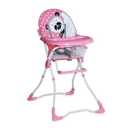 Bertoni Lorelli Hranilica za bebe Candy Pink Panda