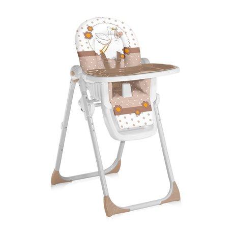 Bertoni Lorelli Hranilica za bebu Siesta Beige Stork