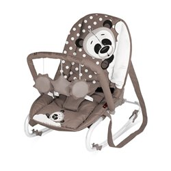 Bertoni Lorelli Ležaljka za bebe Top Relax Beige Panda