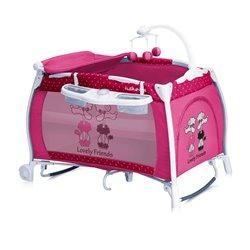 Bertoni krevet torba rocker ilounge 2 nivoa pink friends