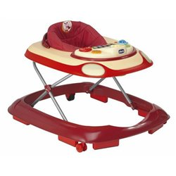 Chicco dubak Band baby red wave crvena