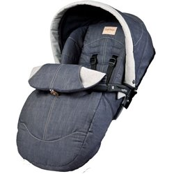 Peg perego - sediste za kolica switch completo denim