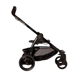 Peg perego - ram za kolica book plus silver black