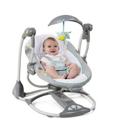 KIDS II ING LJULJASKA/LEZALJKA ConvertMe Swing-2-Seat™- AVONDALE