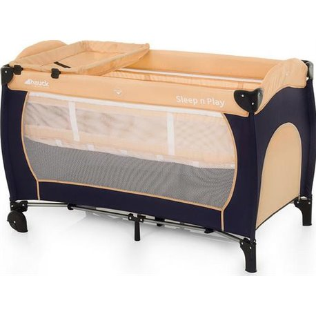 Hauck prenosivi krevetac Sleep n play Center - classic