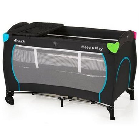 Hauck prenosivi krevetac Sleep n play Center - Multi black