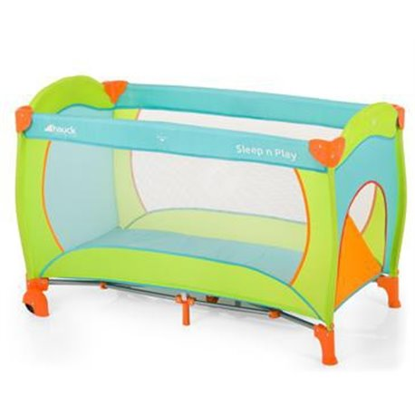 Hauck prenosivi krevetac Sleep n play Go Plus- Multi sun