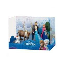 Bullyland Frozen Delux Set (5 Figurica)