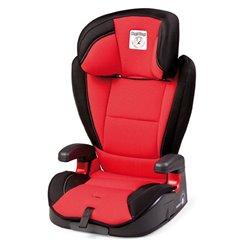 Peg perego - fotelja za auto viaggio 2-3 surefix-red