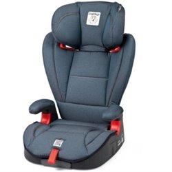 Peg perego - fotelja za auto viaggio 2-3 surefix-denim
