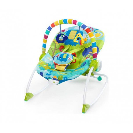 Kids II Ležaljka Merry Sunshine - Multicolor