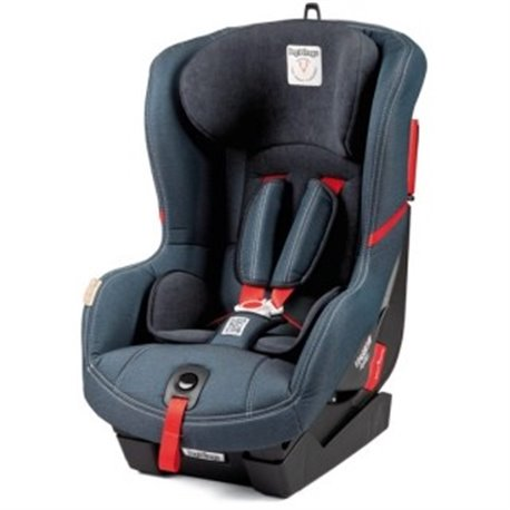 Peg perego - fotelja za auto viaggio 1 duo-fix k-denim