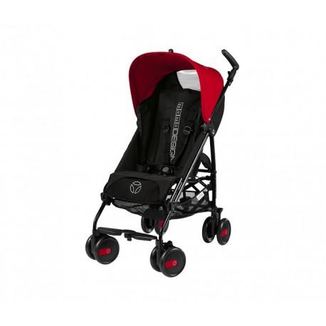 Peg Perego Letnja Kolica Pliko Mini Momodesign Red & Black