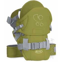 Bertoni - kengur nosiljka comfort green