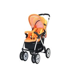 Bertoni - kolica za bebe winner flame orange