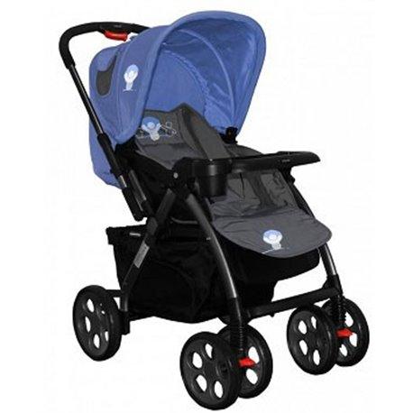 Bertoni - kolica za bebe city grey&blue babies