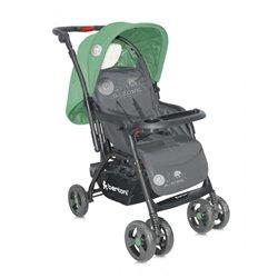 Bertoni - decija kolica combi gray green b-zone+mama bag