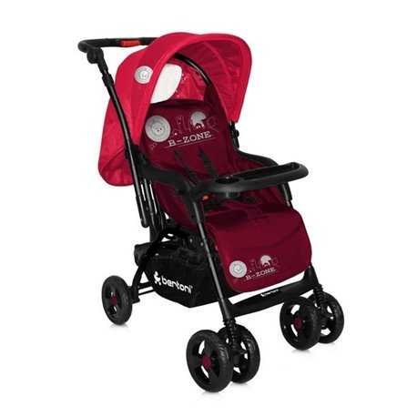 Bertoni - decija kolica combi red b-zone+mama bag