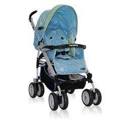 Bertoni - kolica za bebe Trophy Mosaic blue