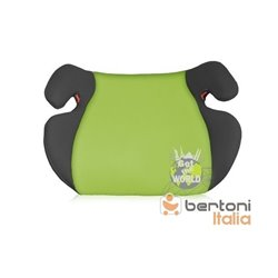 Bertoni - autosediste easy black green get the world