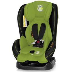 Bertoni - autosediste mondeo 0-18 kg black&green get the world