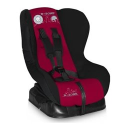 Bertoni - autosediste beta black red b zone 9-18kg