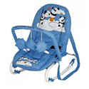 Bertoni - lezaljka top relax with toy blue pandas