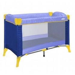 Bertoni - Prenosivi krevetac krevet torba arena 1 layer blu skay adventure 2014