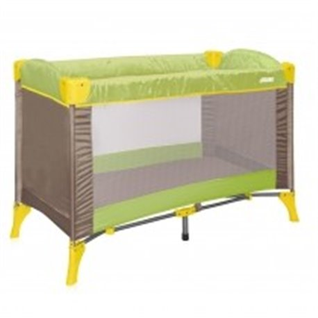 Bertoni - Prenosivi krevetac arena 1 layer green beige puppies 2014