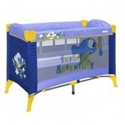 Bertoni - Prenosivi krevetac arena 2 layers blue skay advanture 2014