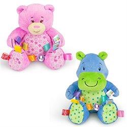 Kids plisana igracka hippo /meda 25063