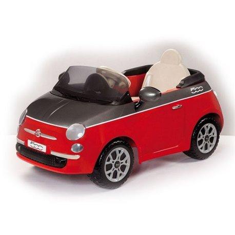 Peg Perego - FIAT 500 6V RED/GRIGIA IGED1161
