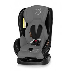 Bertoni - Autosediste mondeo 0-18 kg black gray apple