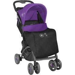 Bertoni - kolica za bebe smarty gray&violet dandelion