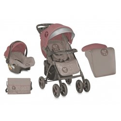 Bertoni - kolica za bebe rio set beige terracotta