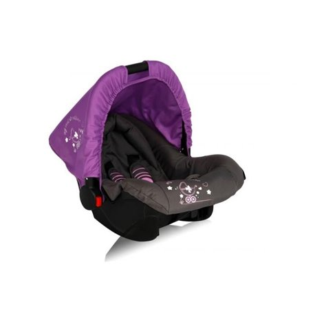Bertoni - autosediste bodygard gray&violet