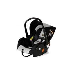 Bertoni - autosediste lifesaver black squares