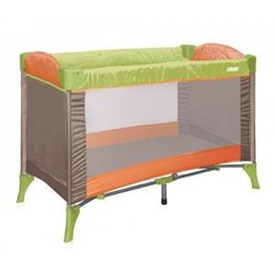 Bertoni - krevetic torba arena 1 novo cows orange green