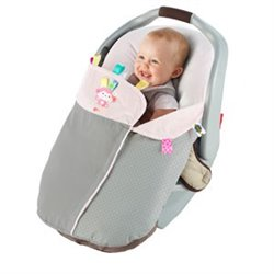 Kids snuggle strol carrier blanket 60089