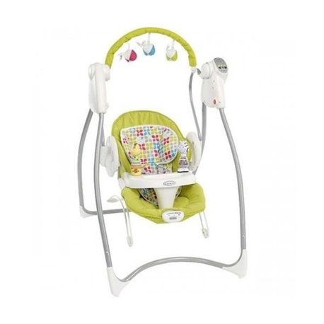 Graco ljuljaska Swing n bounce Fizz