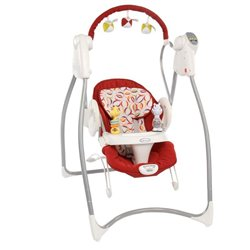Graco ljuljaska Swing n bounce Hoops