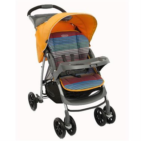 Graco decija kolica Mirage plus jaffa stripe
