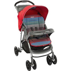 Graco decija kolica Mirage plus pepper stripe