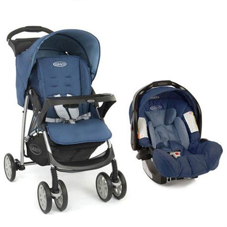 Graco decija kolica Mirage plus TS-pop art